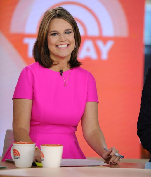 """Today's"" Savannah Guthrie again co-hosts the Macy's Thanksgiving Day Parade, Thursday on NBC."