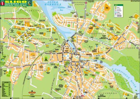 sligo-town-map