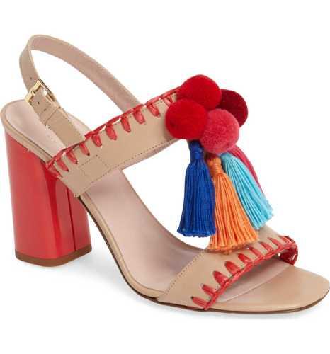 Central Slingback Sandal, Kate Spade $358