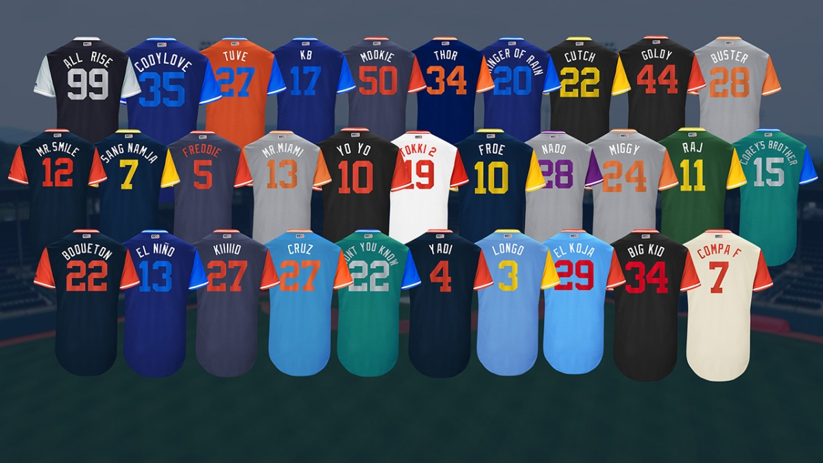 Make Baseball Fun Again: Introducing the First Ever 'Players Weekend'