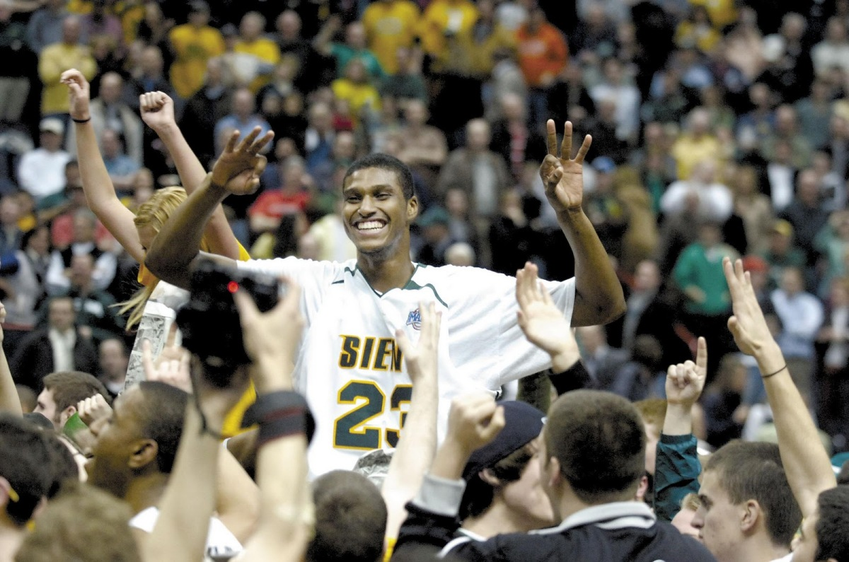 Former Siena Great Edwin Ubiles Will Play for the Albany Patroons